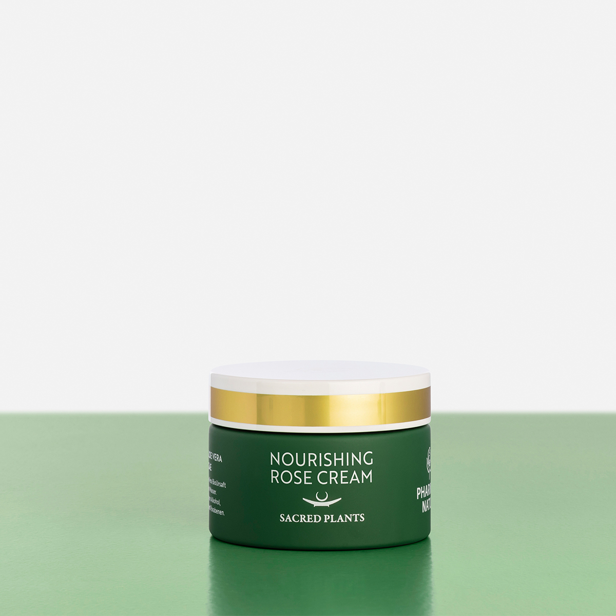 grüne nourishing rose cream Produktbild