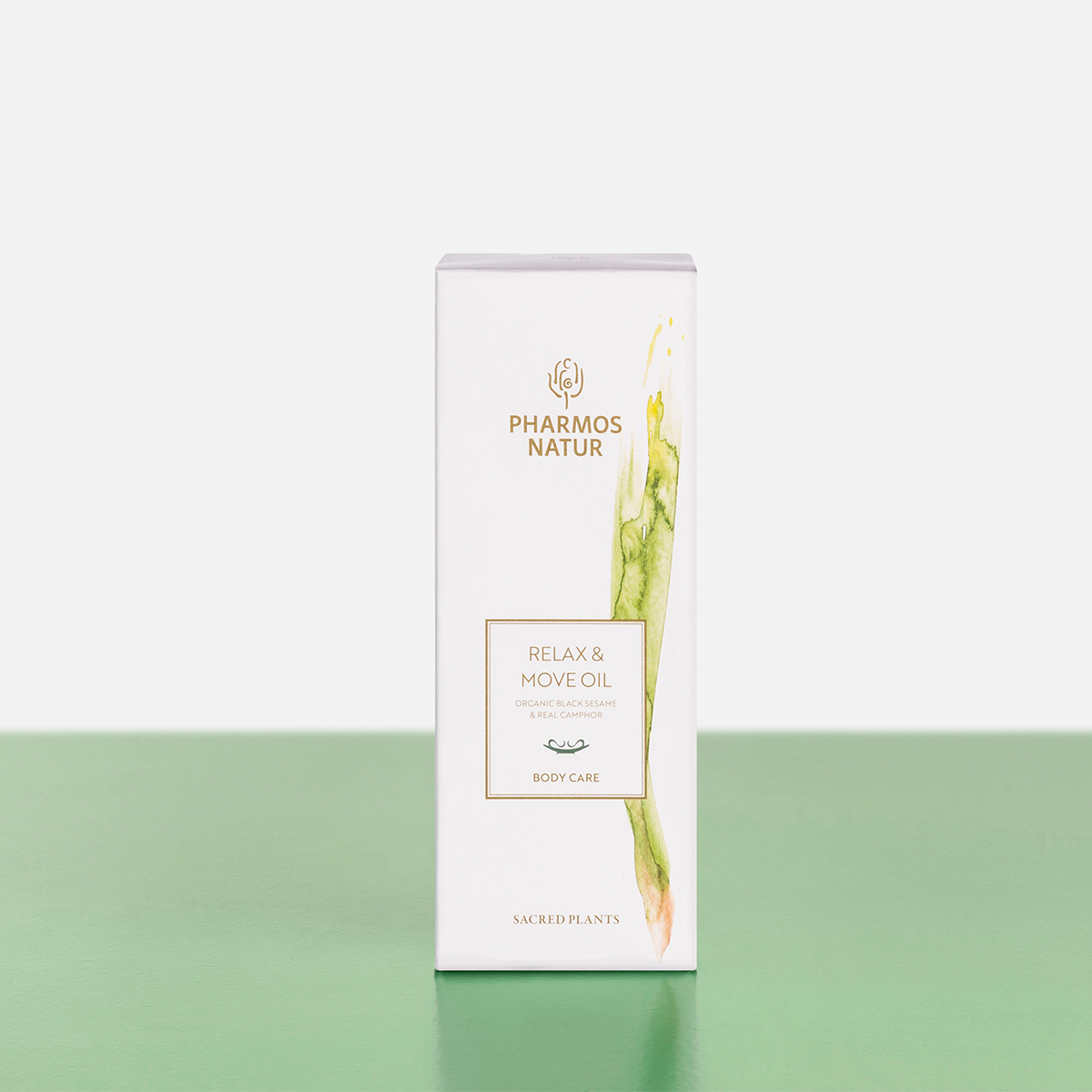 Verpackung Relax and Move Oil Produktbild