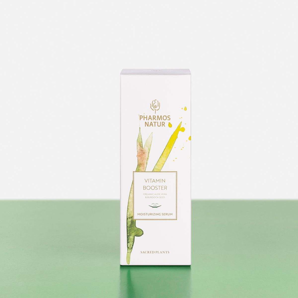 Verpakung Vitamin Booster Produktbild