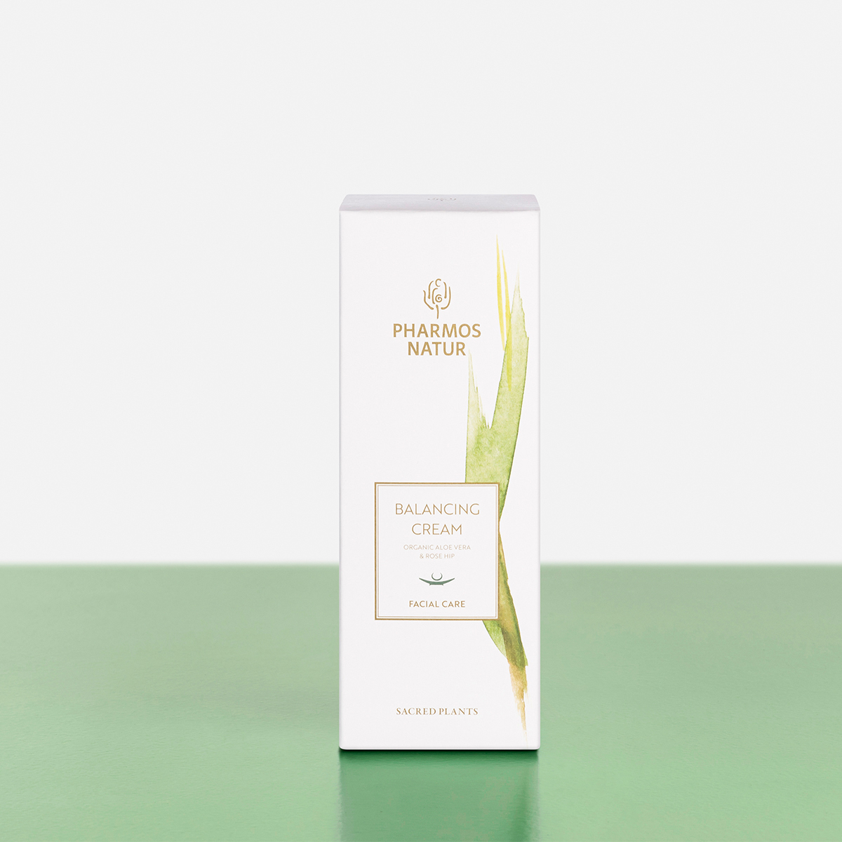 Verpackung Balancing Cream Produktbild