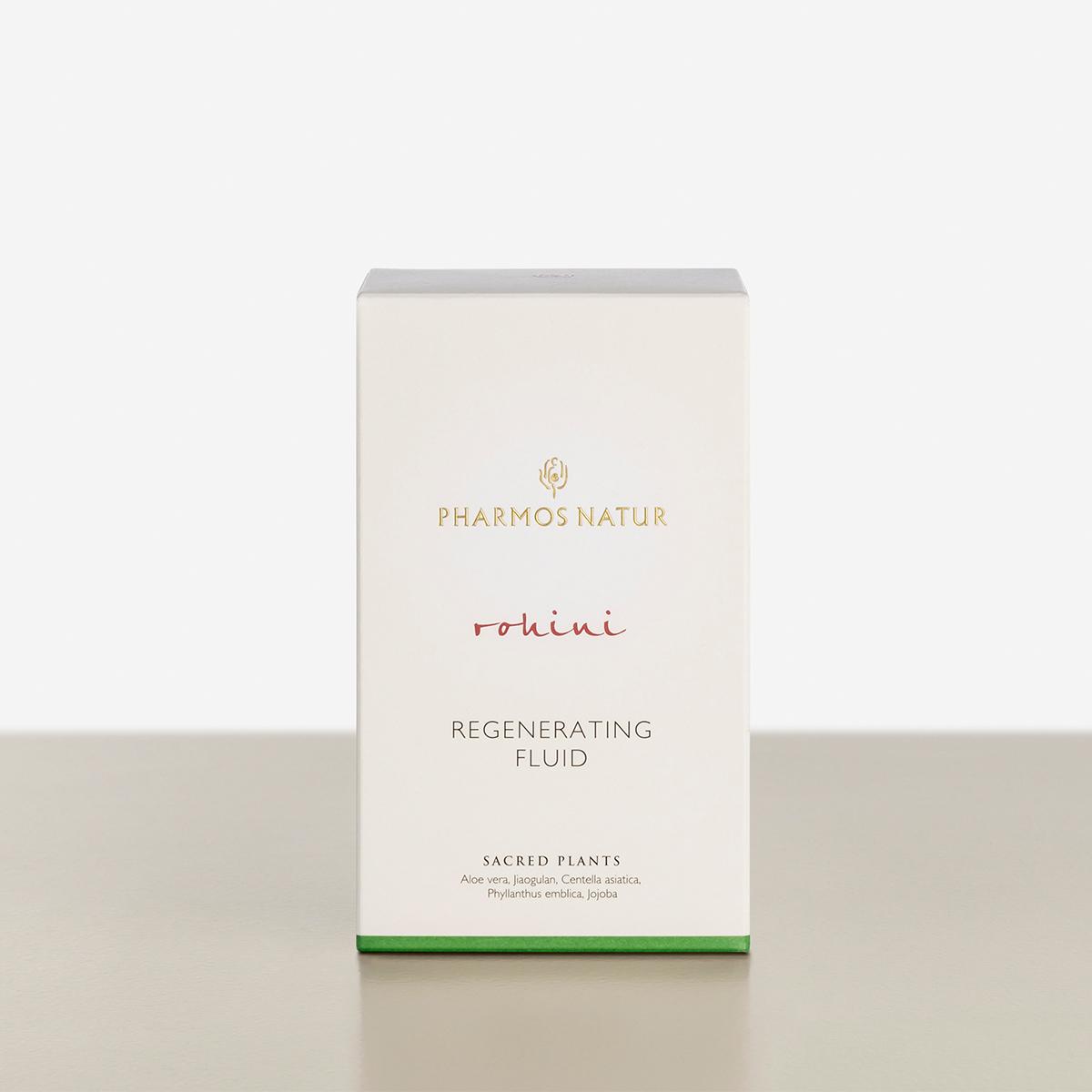 Verpackung Regenerating Fluid Rohini Produktbild