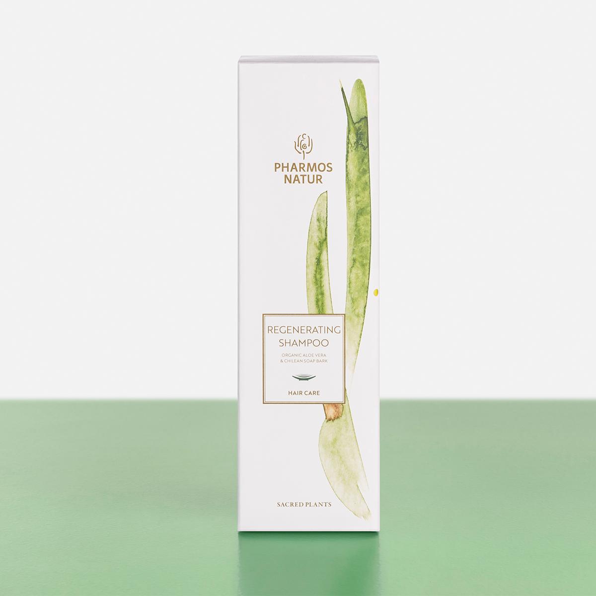 Verpackung Regenerating Shampoo Produktbild