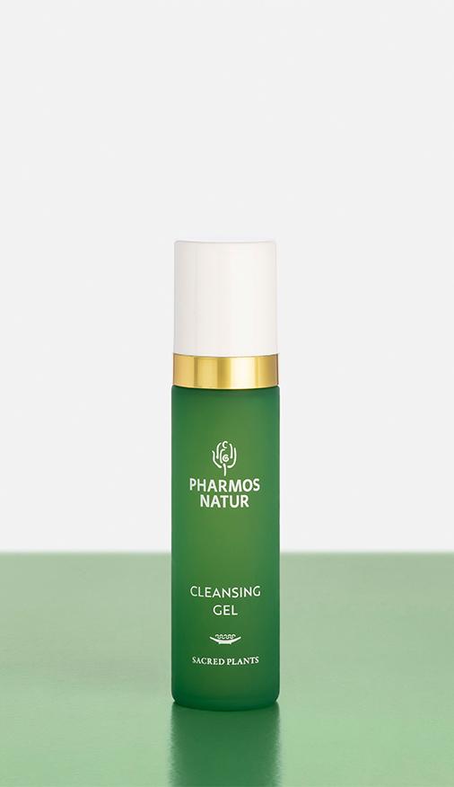 Grünes Cleansing Gel Produktbild