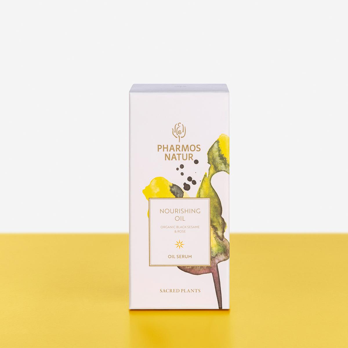 Verpackung Nourishing Oil Produktbild