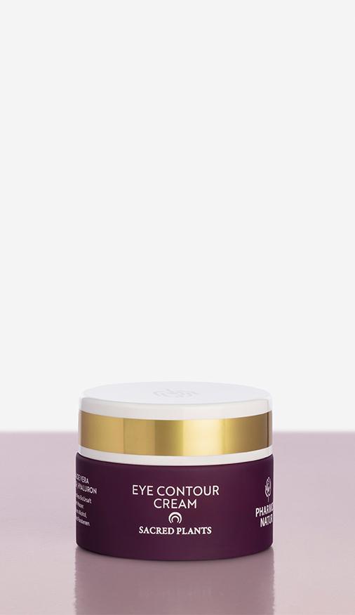 Lila Eye Contour Cream Produktbild