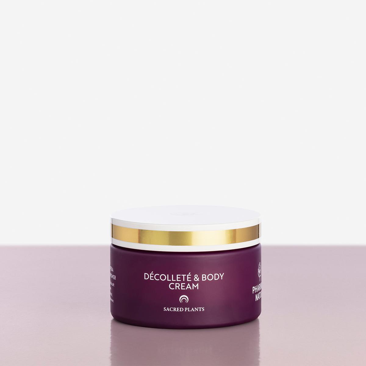 lilane Decollete and Body Cream Produktbild