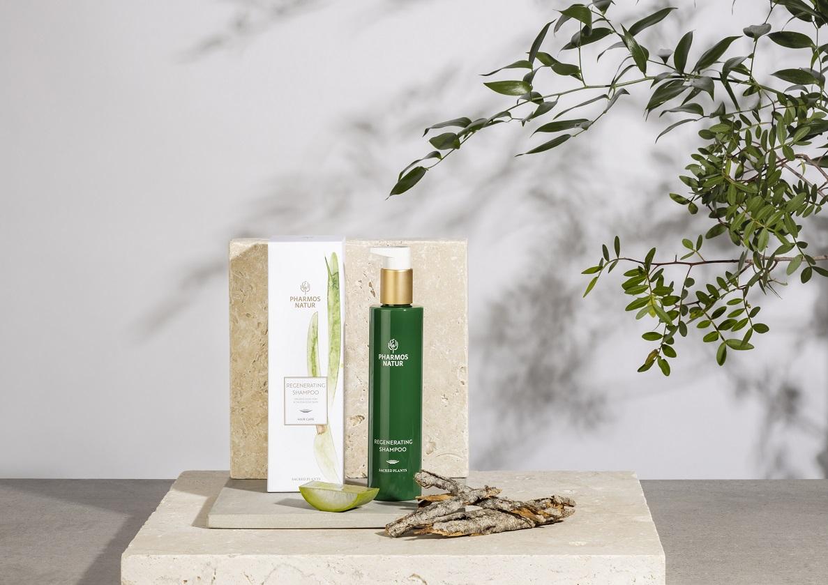 Produktlinie Hair Care mit Regenerating Shampoo