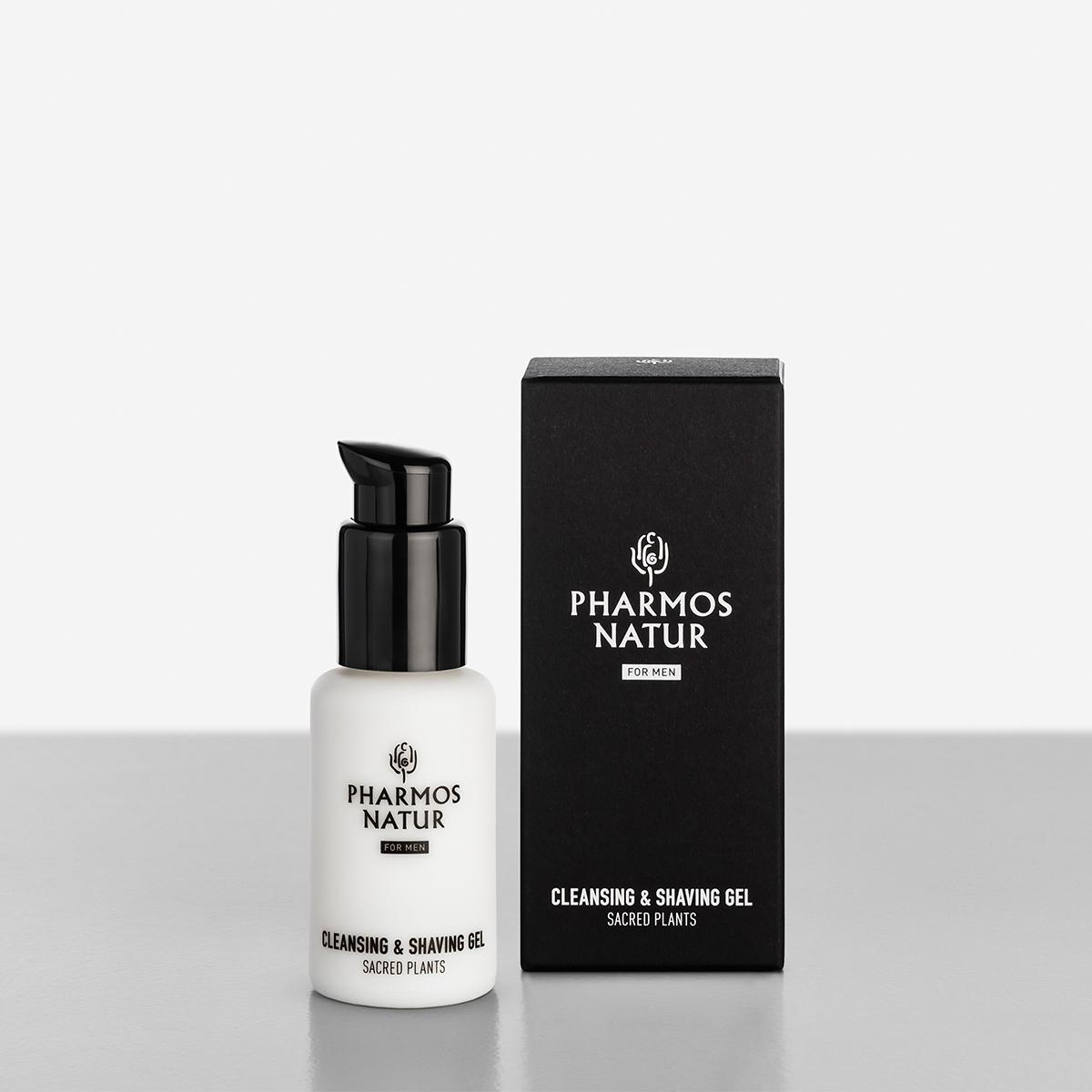Cleansing and Shaving Gel Produktbild