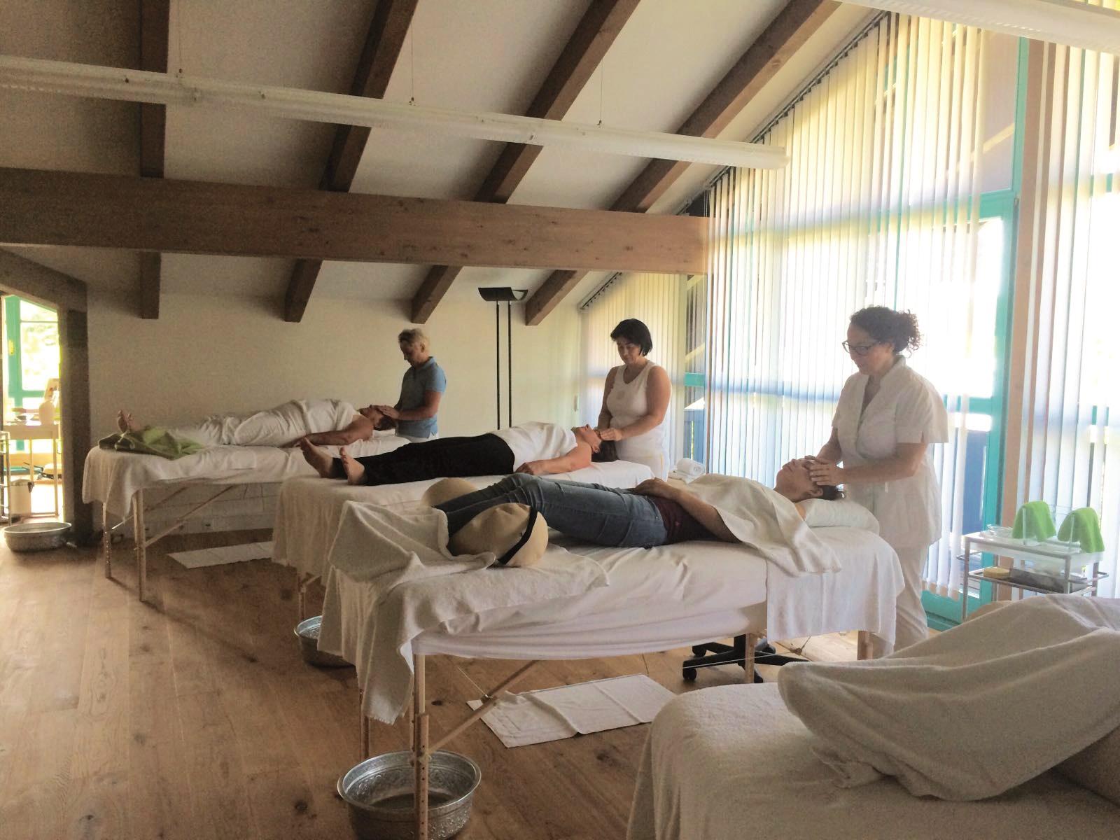Schulung in Bernried wird durchgeführt