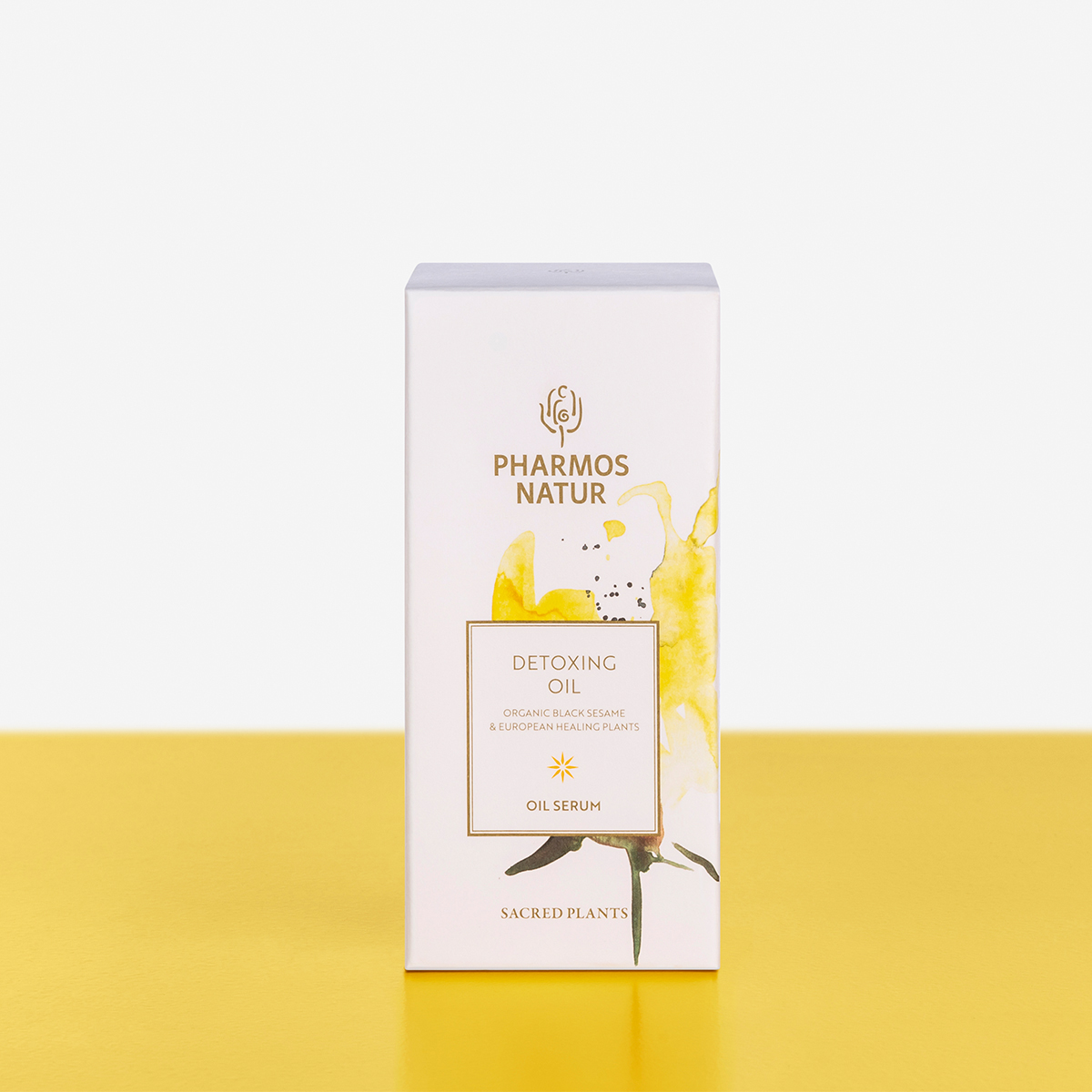 Verpackung Detoxing Oil Produktbild