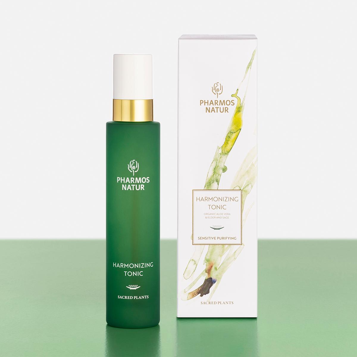 Grünes Harmonizing Tonic Produktbild