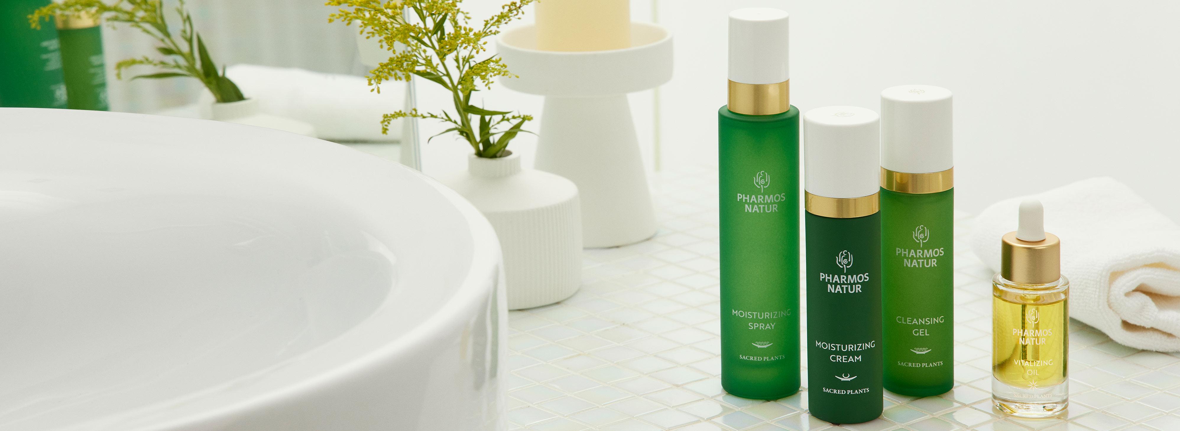 Pharmos Natur Produkte für den Hauttyp normale Haut