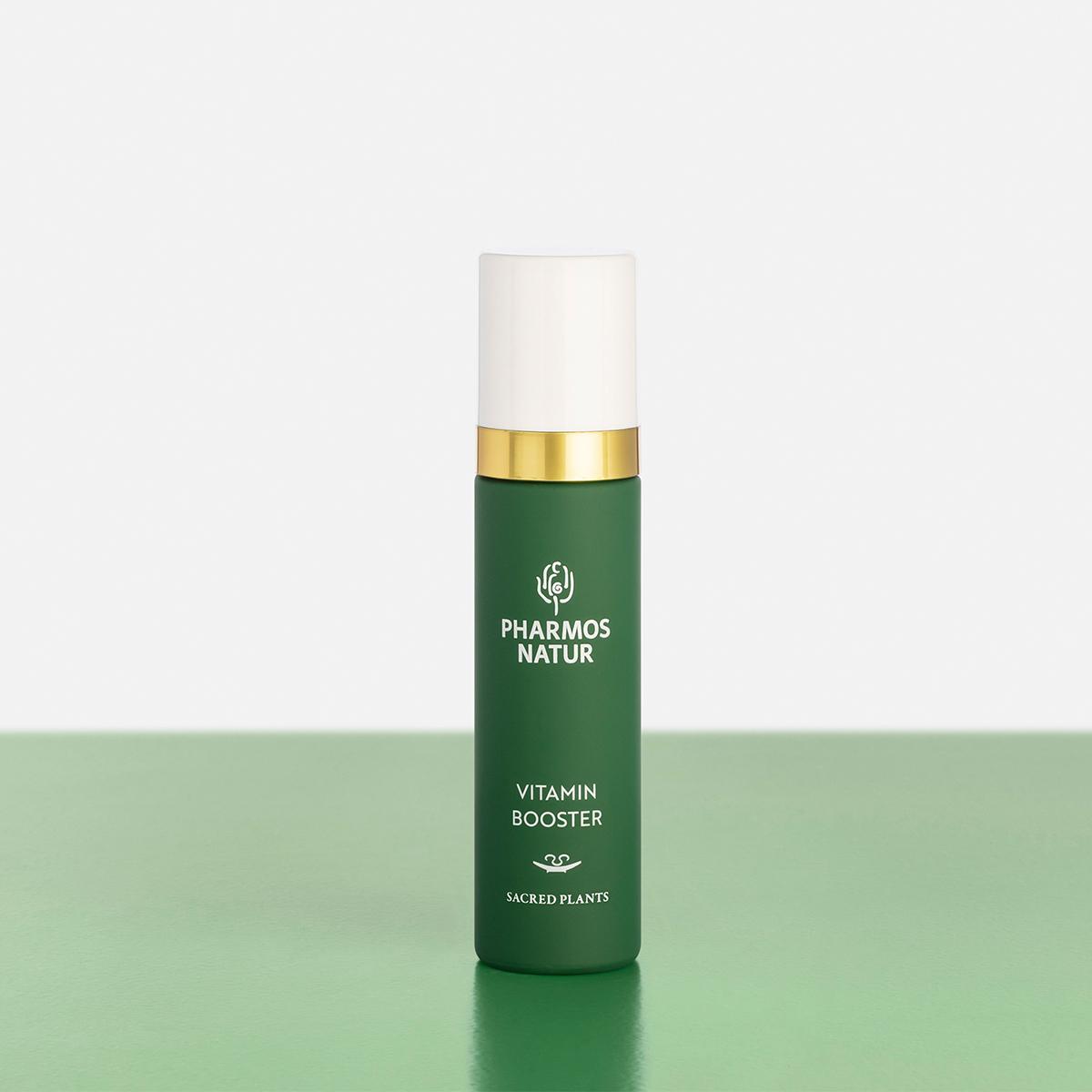 grüner Vitamin Booster Produktbild