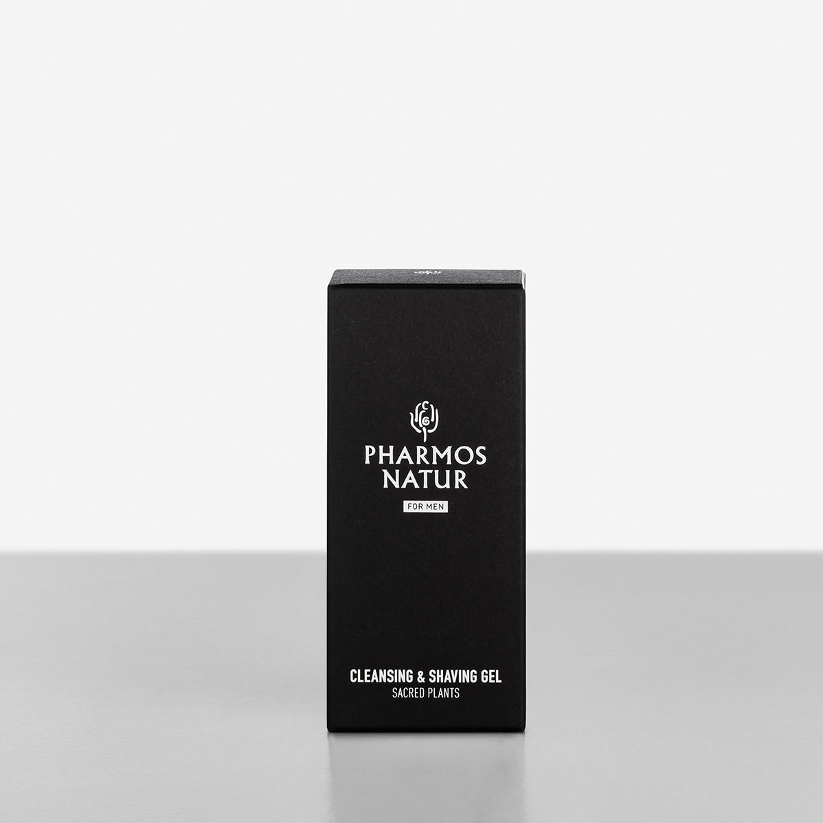 Verpackung Cleansing and Shaving Gel Produktbild