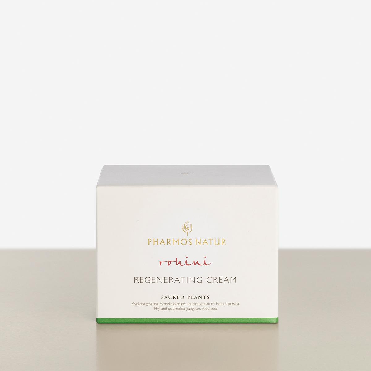 Verpackung Rohini Regenerating Cream Produktbild