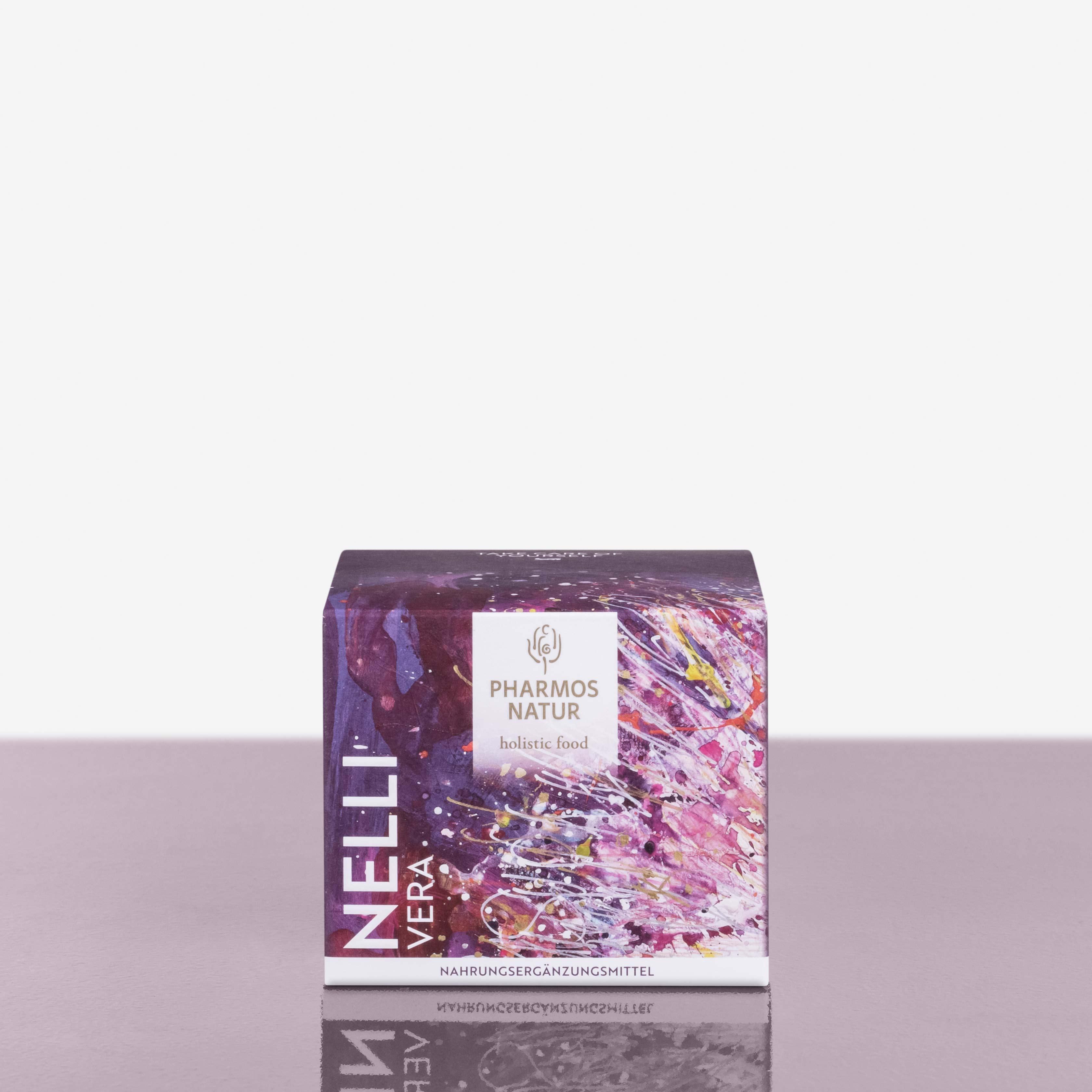 Nelli Vera Lila Verpackung Produktbild